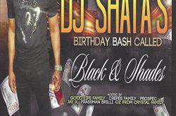 Black & Shades