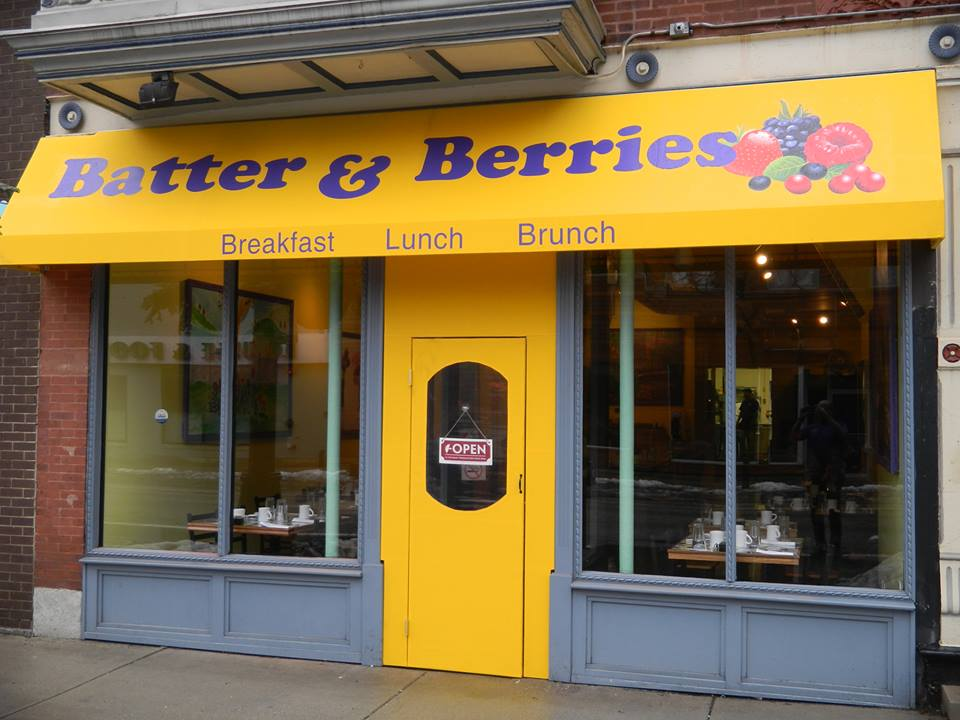 Batter and Berries