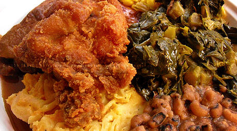 Magic Soul Food