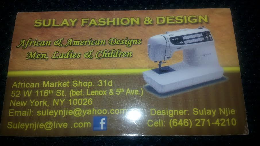 Sulay Fashon & Design