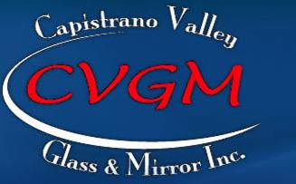Capistrano Valley Glass & Mirror Inc